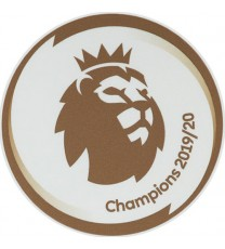 Premier League Champions Badge