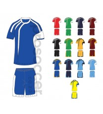 Striker Team Kit (15 pack) with Numbers