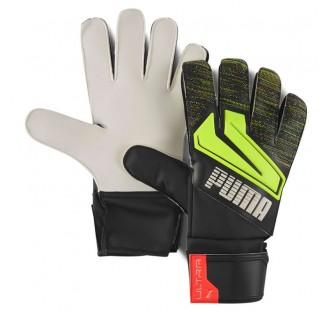 Ultra Grip 4 RC - Goalkeeper Gloves - BLK/YLW