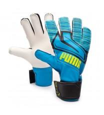 Ultra Grip 4 RC - Goalkeeper Gloves - Blue