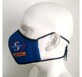 Stormers 3 Ply Face Mask