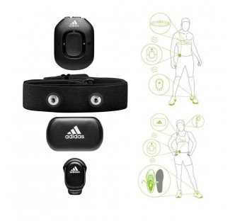 Personal coach adidas micoach Pacer Bundle