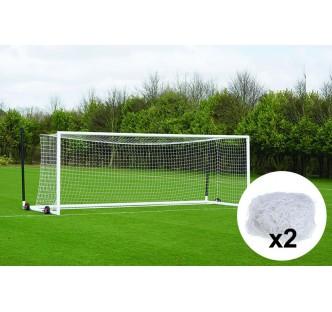 Heavy Duty Soccer Goal Net (2 Goal Nets)