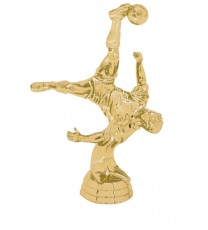 Elite Soccer Trophy - Bicycle Kick