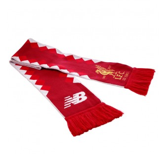 Liverpool FC 125 Anniversary Scarf