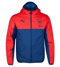 Arsenal Reversible Managers Jacket
