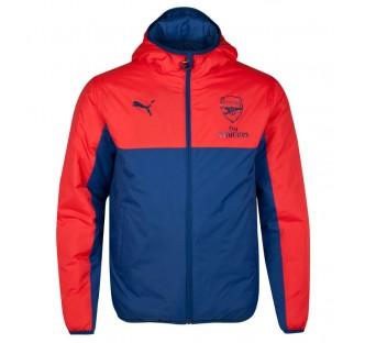 Arsenal Reversible Managers Jacket
