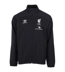 Liverpool Warrior Presentation Jacket Black