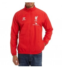 Liverpool Warrior Presentation Jacket Red