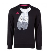 Adidas Real Madrid Graphic Sweat Top