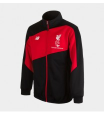 New Balance Liverpool Walk Out Jacket - Black