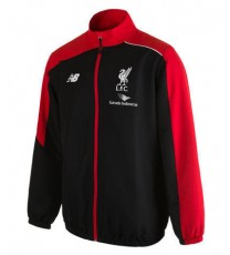 New Balance Liverpool Presentation Jacket Black