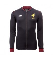 Liverpool Elite Walk Out Jacket - Black