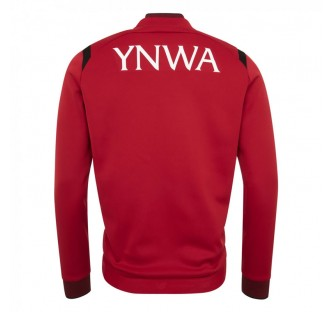 Liverpool Elite Walk Out Jacket - Red