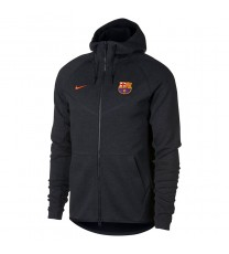 FC Barcelona WR Tech Jacket