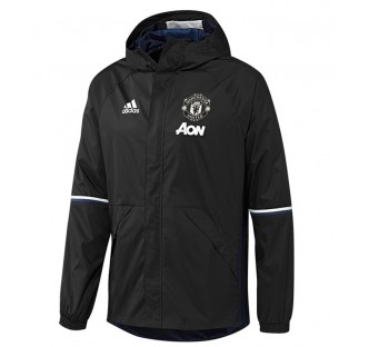 Manchester United All Weather Jacket - Black