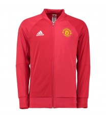 Manchester United Anthem Jacket - Red