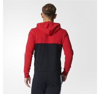 Manchester United 3S Hooded Jacket