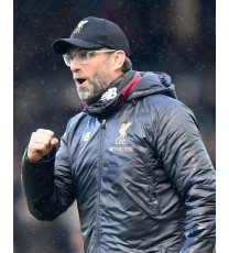 Liverpool Manager's Jacket