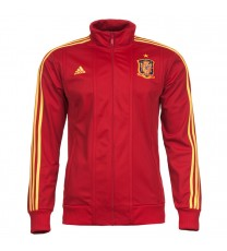 Adidas Spain Track Top Red/Yellow