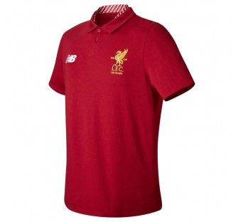 Liverpool Elite Polo - Red