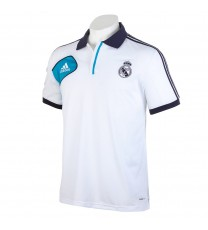 Adidas Real Madrid C.F Polo White/Navy