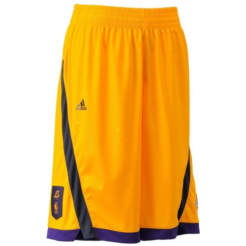 Adidas NBA PK LA Lakers Shorts e9726291a