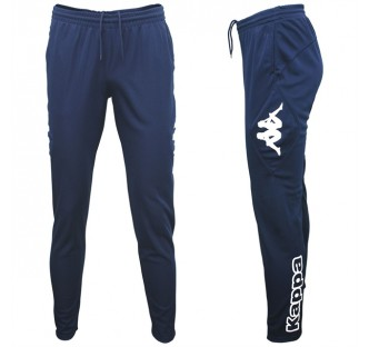Kappa Viello Training Pants Navy