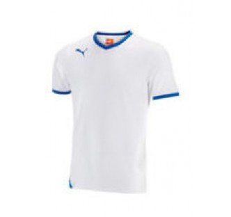 Puma Vencida Shirt White/Blue