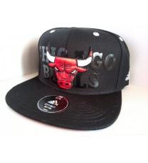 Adidas NBA Draft Snapback Chicago Bulls