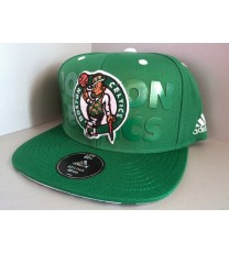 Adidas NBA Draft Snapback Boston Celtics