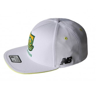 Proteas Pre-Match Cricket Cap - WHITE