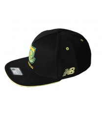 Proteas Pre-Match Cricket Cap - BLACK