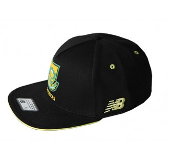 Proteas Pre-Match Cricket Cap - BLACK