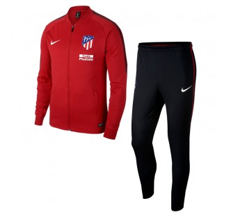 Atletico Madrid Squad Tracksuit
