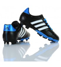 Adidas Goletto IV TRX FG Junior Soccer Boots Black/Blue