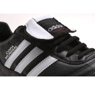 Adidas Copa Mundial FG Soccer Boots - Black/white