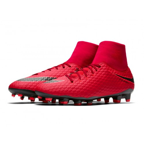 buy online 10db6 dce44 Nike Hypervenom Phelon III DF FG Boot