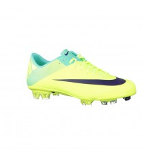 Nike Mercurial Vapor Superfly III FG - Volt/Purple/Retro