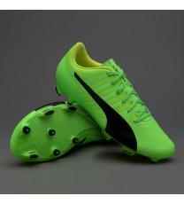 evoPOWER Vigor 4 FG Kids Soccer Boots