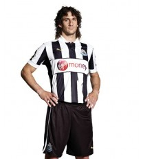 Newcastle United Home Jersey 2012/13