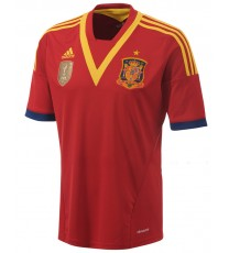 Adidas Spain Home 2013/14 Jersey