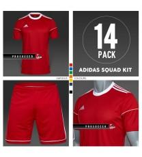 Adidas Squadra 17 Team Kit (14 pack)