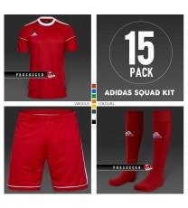 Adidas Squadra 17 Team Kit (15 pack)