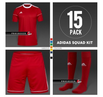 Adidas Squadra 17 Team Kit (15 pack)