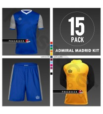 Admiral Madrid Kit