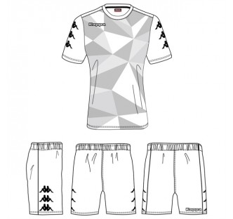 Kappa Artic Team Kit