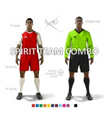 Xwolf Spirit Combo Team Kit - 15 Pack