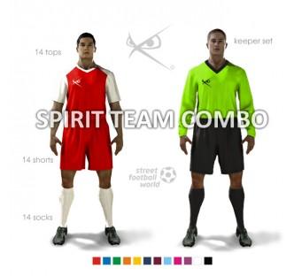 Xwolf Spirit Combo Team Kit - 15 Pack
