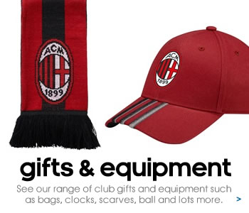 AC Milan gifts and equipment